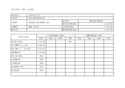 入札結果(R3.6.17)のサムネイル